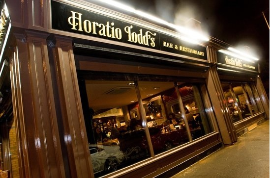 Horatio Todds Outside